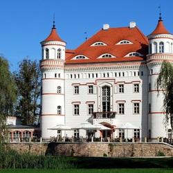 Пазл онлайн: Дворец Воянов, Польша