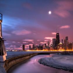 Пазл онлайн: Чикаго