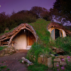 Пазл онлайн: Дом Хоббита