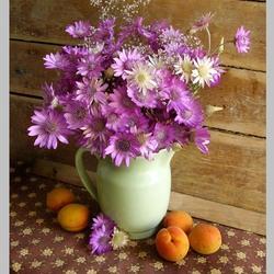 Пазл онлайн: Сиреневые цветы