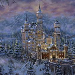 Пазл онлайн: Castle / Замок