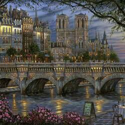 Пазл онлайн: Paris / Париж