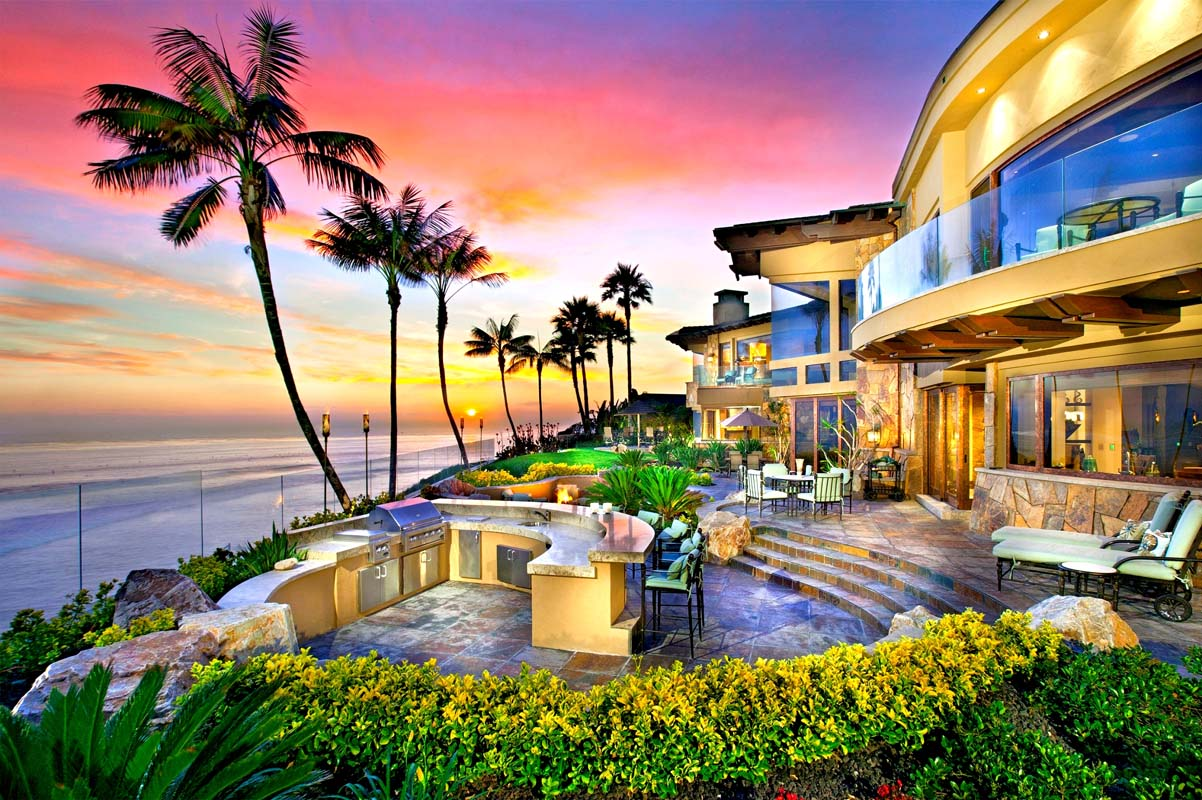 Картинки дом на побережье моря