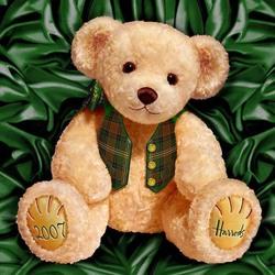 Пазл онлайн: Медведь Harrods