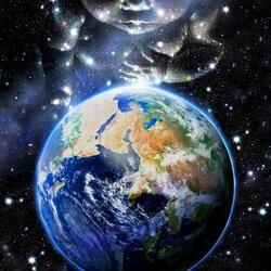 Пазл онлайн: Земной ребенок