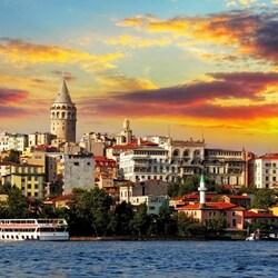 Пазл онлайн: Стамбул, Турция