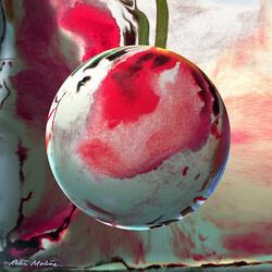 Пазл онлайн: Сакура шар