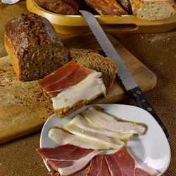 Пазл онлайн: Запах хлеба по утрам