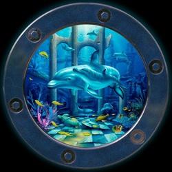 Пазл онлайн: Глубины океана