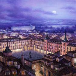Пазл онлайн: Андалусия