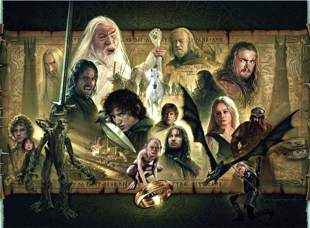 the fantasy trilogy of the lord of the rings in tolkiens the fellowship of the ring The lord of the rings is a fantasy trilogy written by j r r tolkien which serves as the basis for the lord of the rings online the series is composed of three books: the fellowship of the ring, the two towers, and the return of the king.
