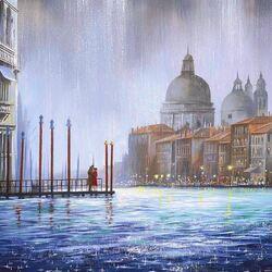 Пазл онлайн: Венеция на память