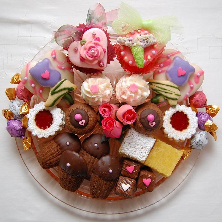 Картинки с тортами и конфетами, картинки игнор картинки