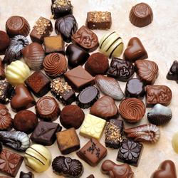 Пазл онлайн: На радость сладкоежкам