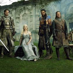 Пазл онлайн: Игра престолов