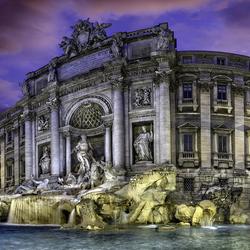 Пазл онлайн: Рим, Италия