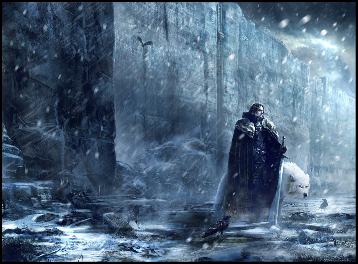 белая песнь лед и пламя картинки представляет
