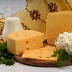 Пазл онлайн: Завтрак для сырных гурманов