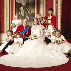 Пазл онлайн: Свадьба Уильяма и Кейт