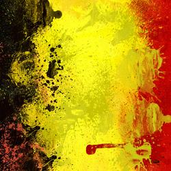 Пазл онлайн: Бельгийский флаг