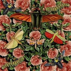 Пазл онлайн: Майский сад