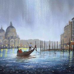 Пазл онлайн: Венецианская сказка