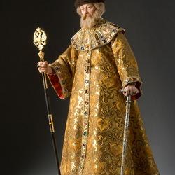 Пазл онлайн: Царь Михаил Федорович Романов
