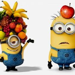 Пазл онлайн: Одно яблочко