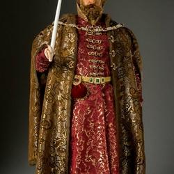 Пазл онлайн: Царь Алексей Михайлович(1629–1676)