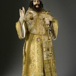 Пазл онлайн: Патриарх Никон