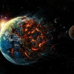 Пазл онлайн: Разрушение ядра