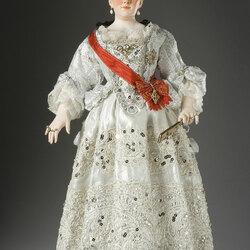 Пазл онлайн: Екатерина I (1684 - 1727)