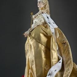 Пазл онлайн: Екатерина II (1729–1796)