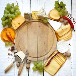 Пазл онлайн: Сырное удовольствие