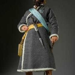 Пазл онлайн: Емельян Пугачев (1742 -1775)