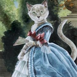 Пазл онлайн: Княгиня