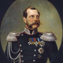 Пазл онлайн: Александр II император Всероссийский