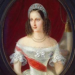 Пазл онлайн: Великая княгиня Мария Николаевна