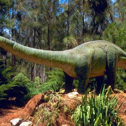 Пазл онлайн: Динозавр