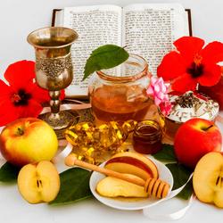 Пазл онлайн: Яблочный джем