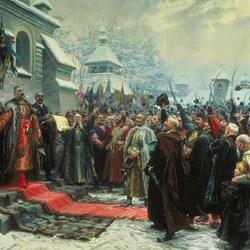 Пазл онлайн: Навеки с русским народом