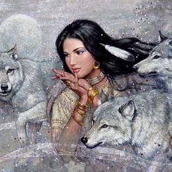 Пазл онлайн: Легенды