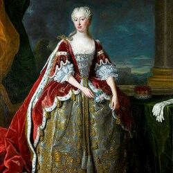 Пазл онлайн: Принцесса Шарлотта Августа Уэльская