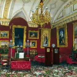 Пазл онлайн: Виды залов Зимнего дворца