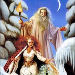 Пазл онлайн: Сумеречное волшебство