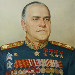 Пазл онлайн: Георгий Константинович Жуков