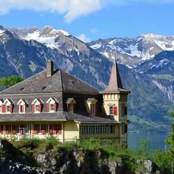 Пазл онлайн: Изельтвальд, Швейцария
