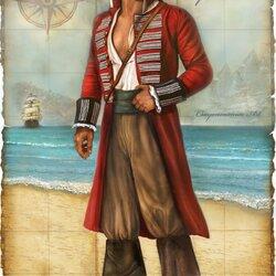 Пазл онлайн: Мой пират