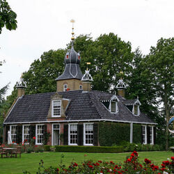 Пазл онлайн: Домик в Нидерландах