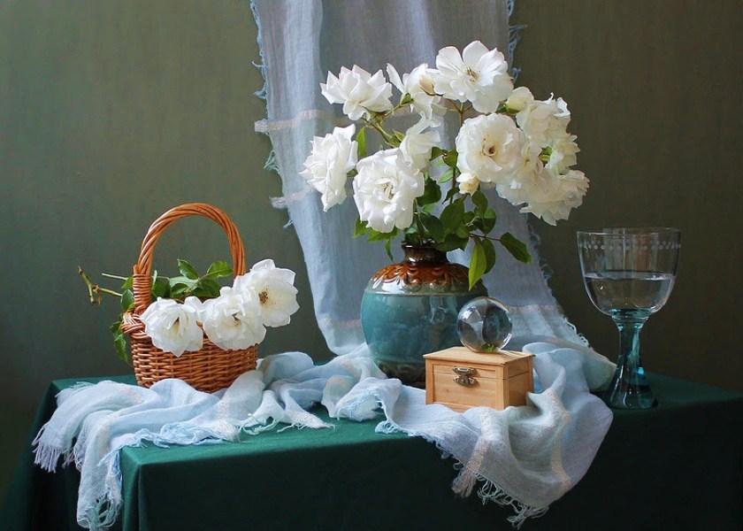 Украшение стола на свадьбу цветами фото вам пишет